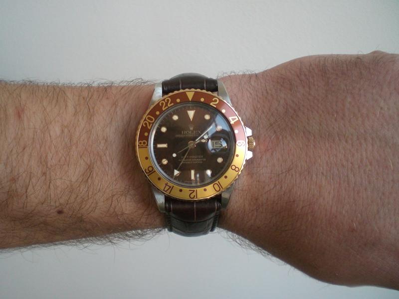 Rolex GMT-Master ref. 16573