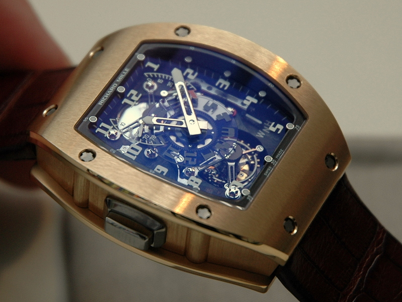 Richard Mille RM 001 tourbillon