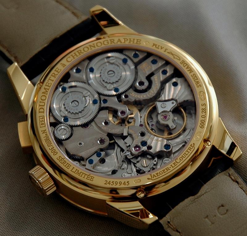 Jeager-LeCoultre Duomètre a Chronographe