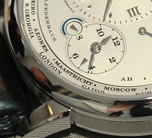 Lange Söhne Lange 1 Timezone Martens