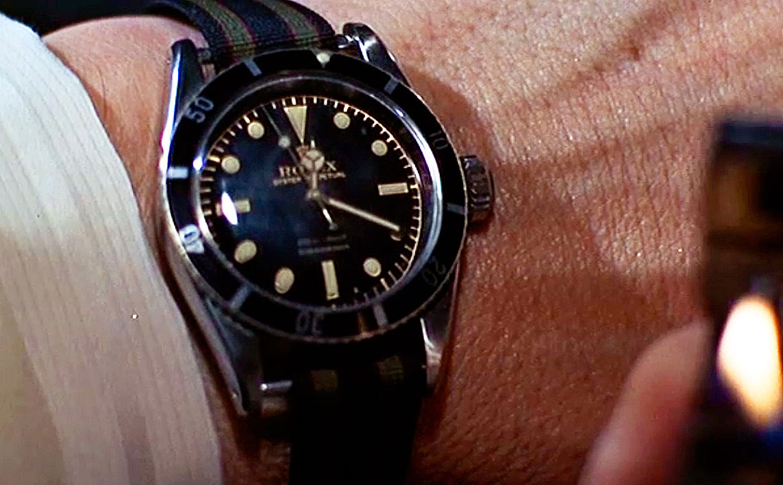 James Bond watch 2
