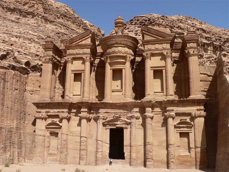 Petra - the Monestry