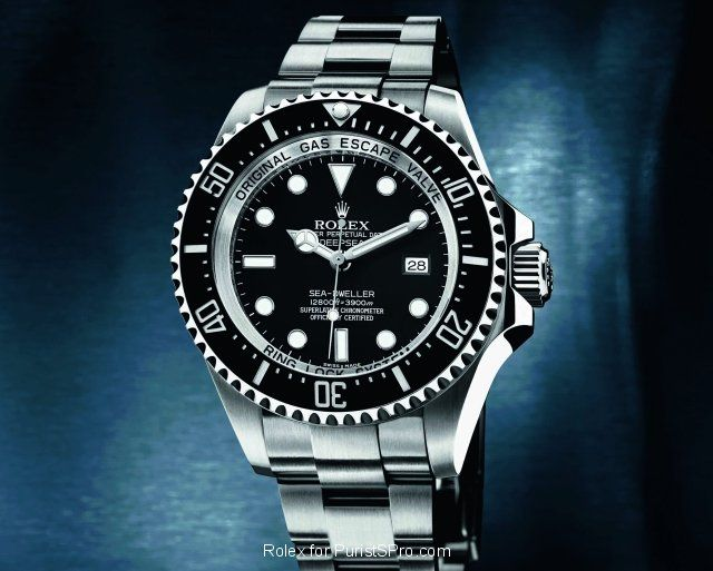 rolex sea-dweller deep sea