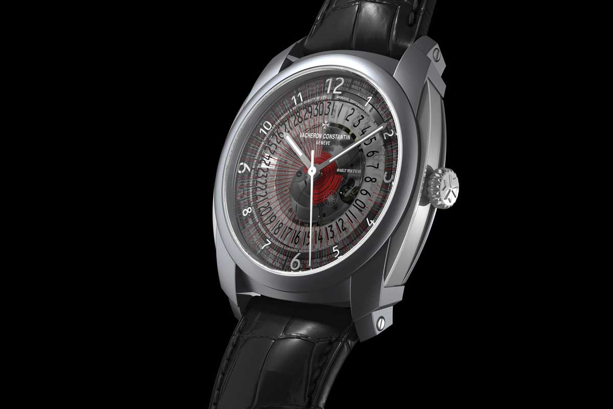 Vacheron Constantin Quai de i'lle for Only Watch 2009