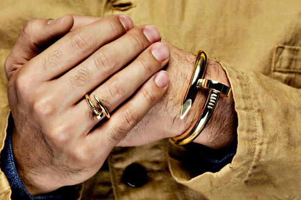 Cartier Nail Bracelet Juste un Clou