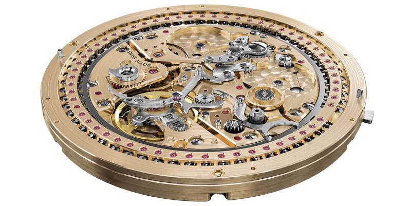 Harry Winston Opus XIII Movement