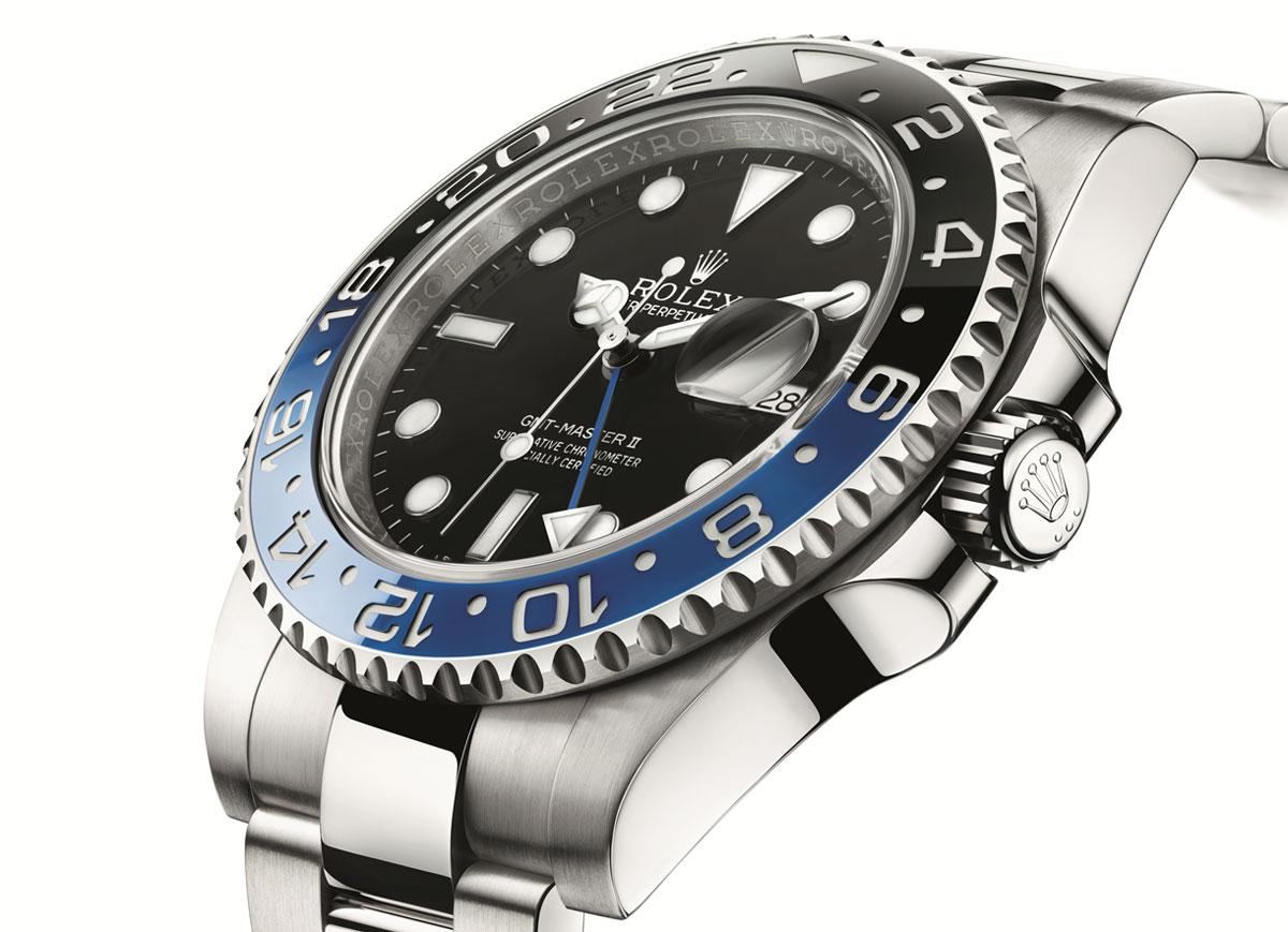 Rolex GMT Master II 116710BLNR