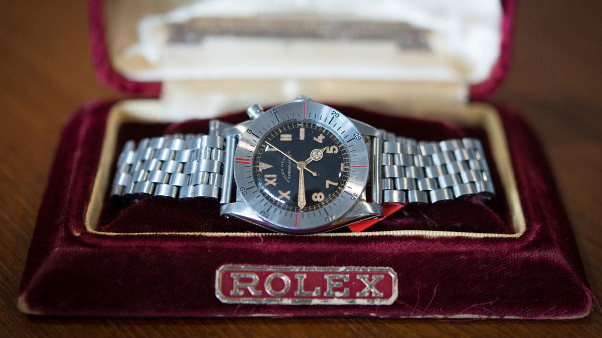 Rolex Zerographe ref.3346