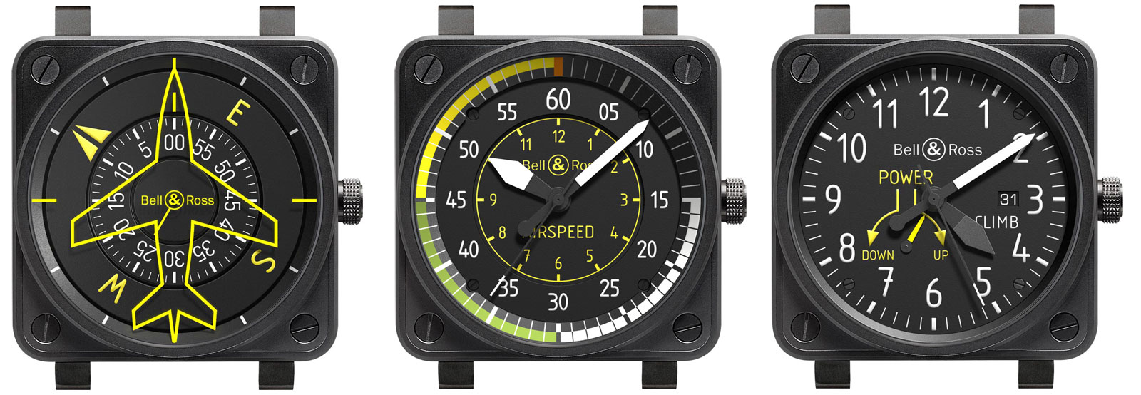 Bell&Ross Instrument Flight Rules collection