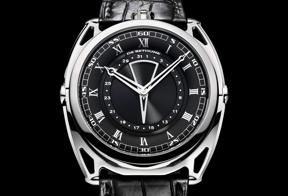 De Bethune DB27 Titan Hawk Black