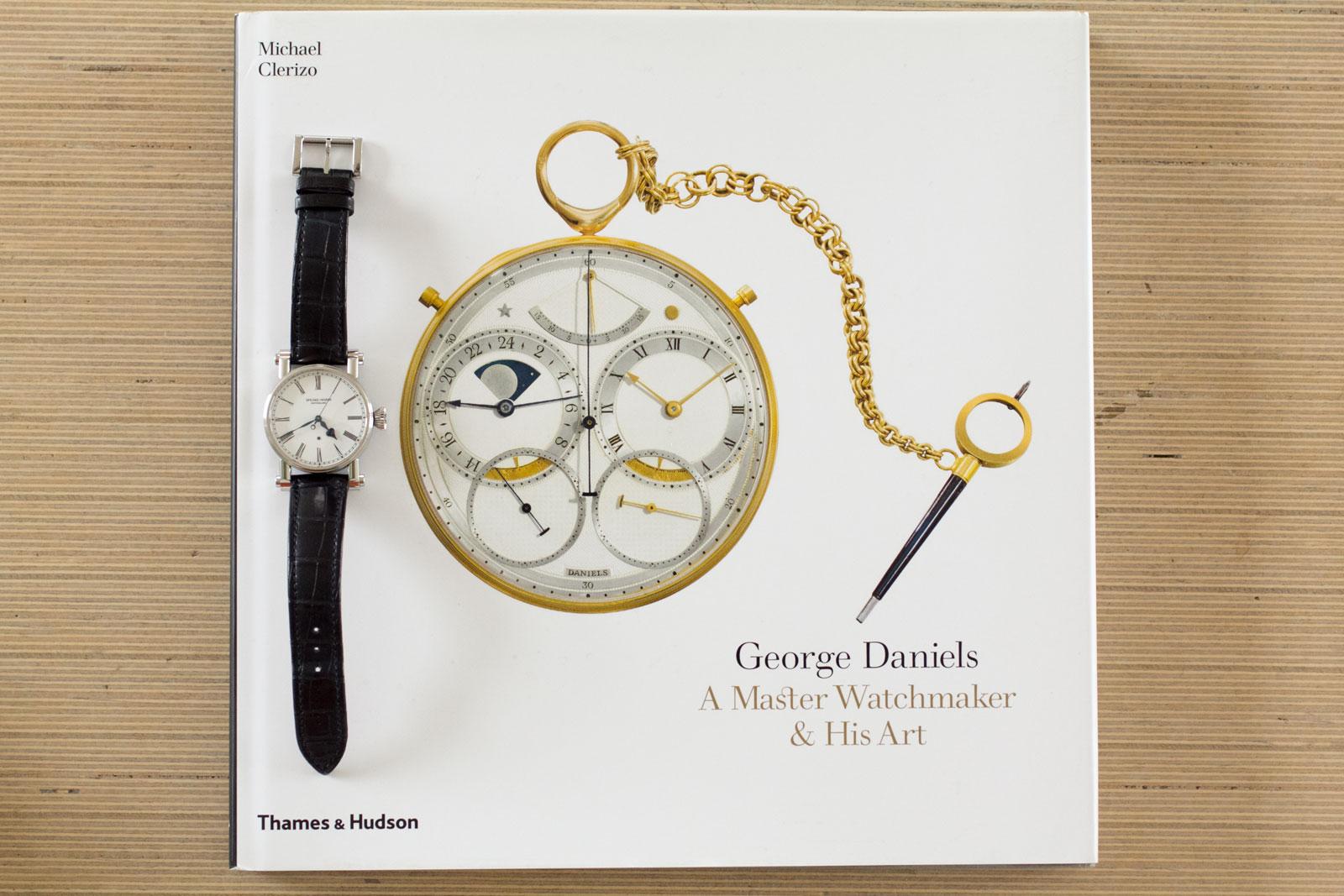George Daniels book by Michael Clerizo