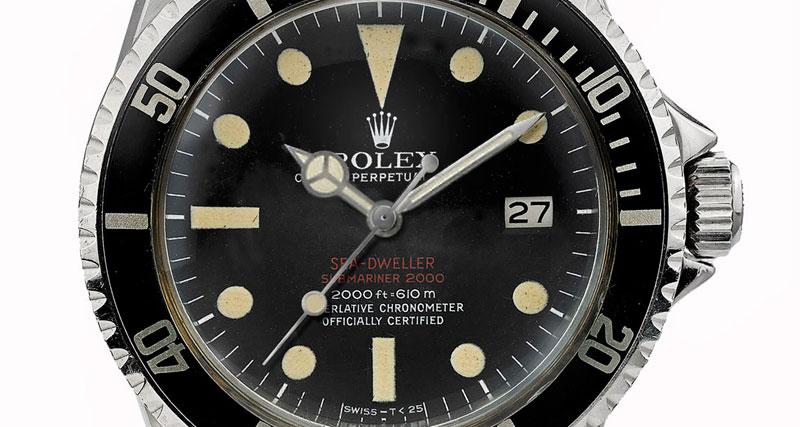 Rolex Sea Dweller 1665 mark iv