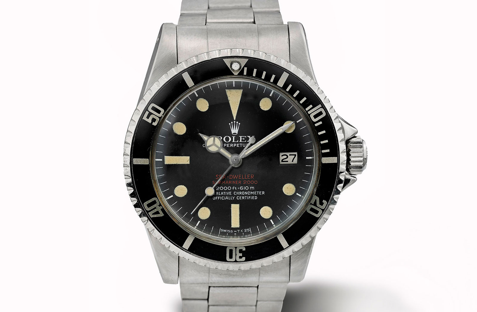 Rolex Sea-Dweller 1665 Mark IV