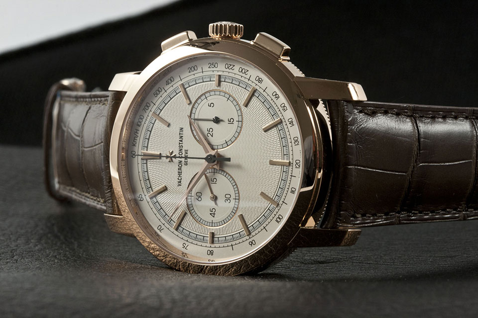 Vacheron Constantin Patrimony Traditionnelle-Chronograph Paris Boutique