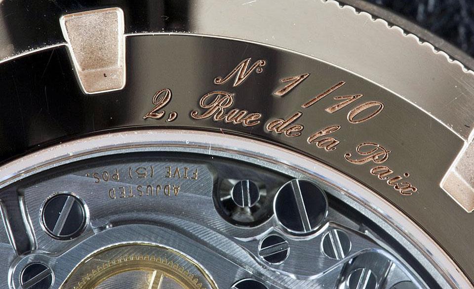 Vacheron Constantin Patrimony-Traditionnelle Chronograph Paris