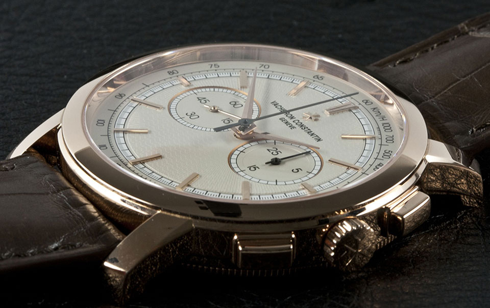 Vacheron Constantin Patrimony Traditionnelle Chronograph Paris Boutique
