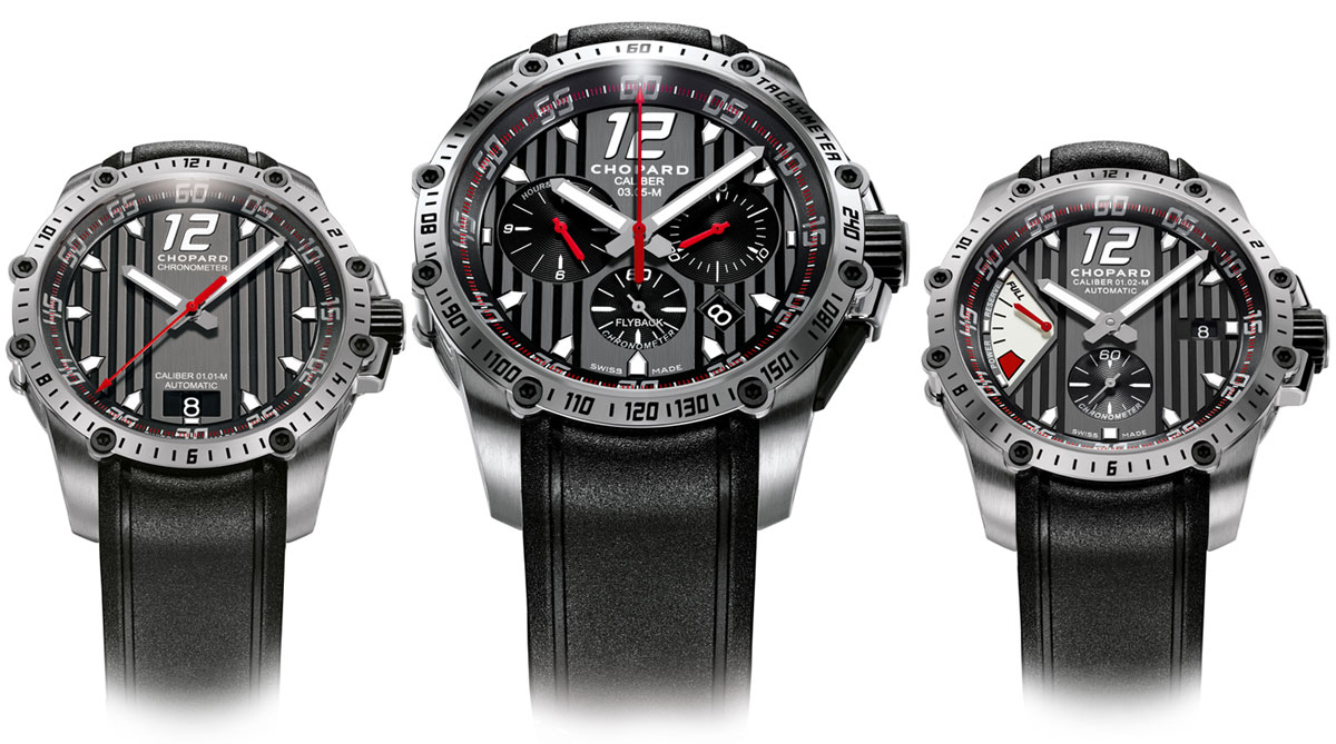 Chopard Super Fast collection