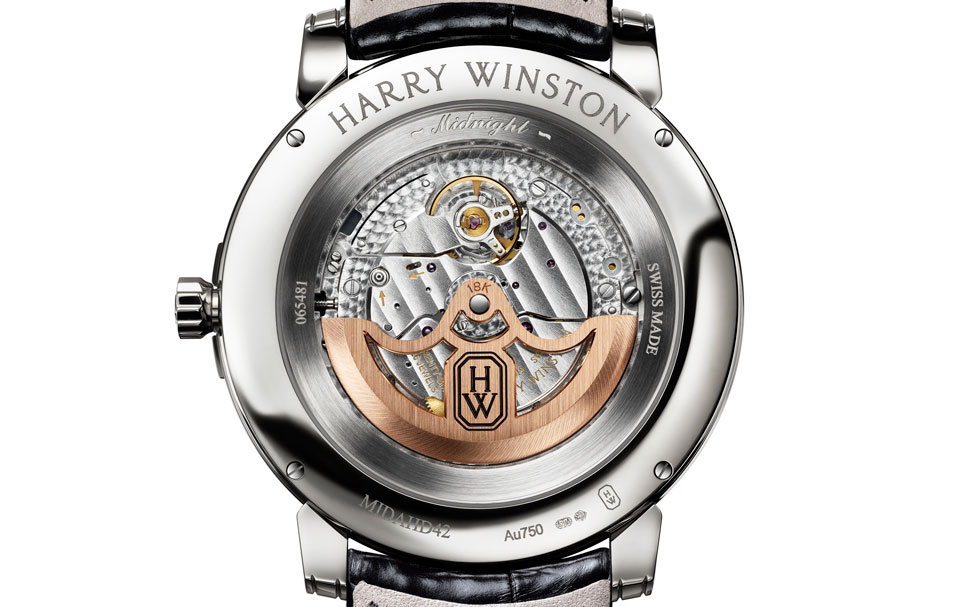 Harry Winston Midnight Monochrome Automatic
