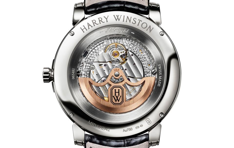 Harry Winston Midnight Monochrome Automatic