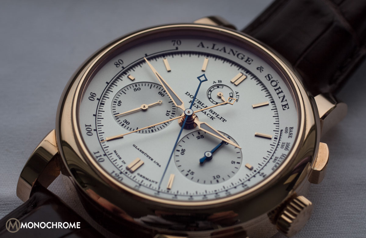 A. Lange & Söhne Double Split