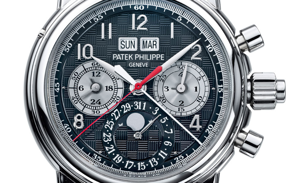 Patek Philippe ref.5004T Only Watch 2013