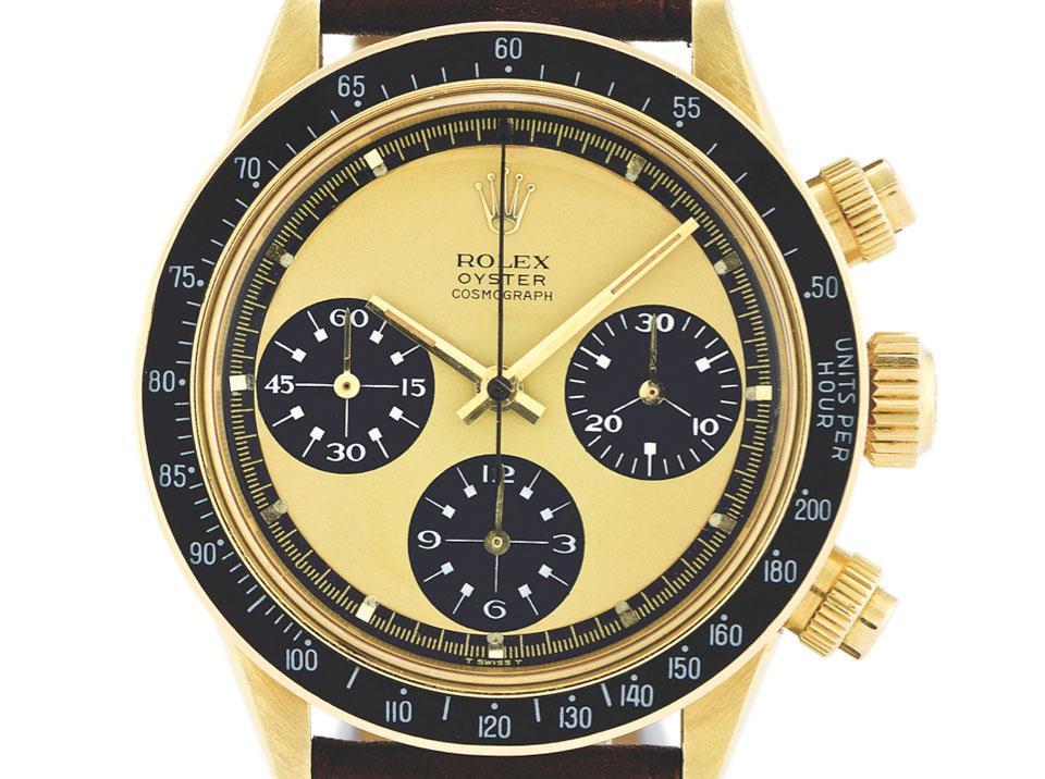Rolex Daytona ref.6263 lemon dial