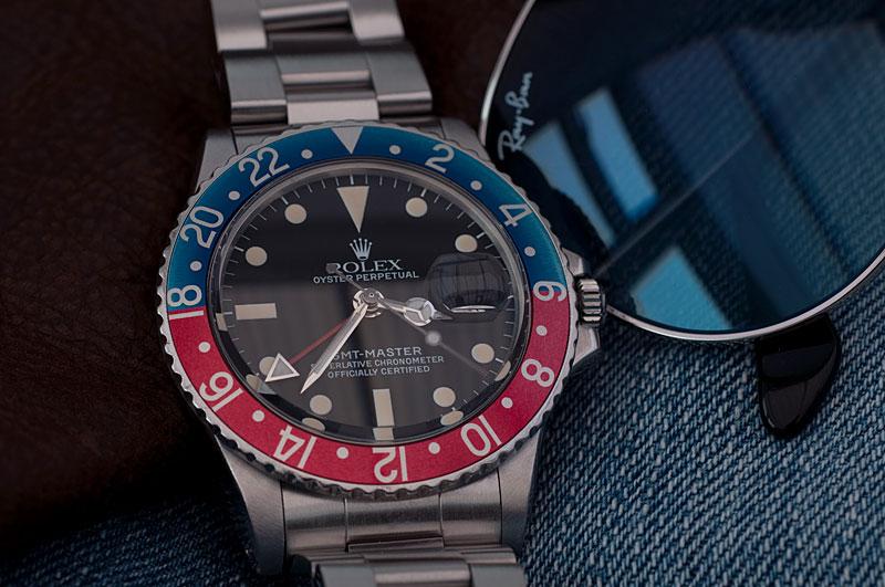 Weekly Watch Photo , Vintage Rolex GMT,Master ref. 1675