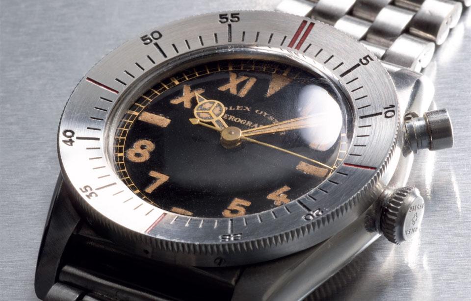 Rolex Zerographe ref.3346 Christies