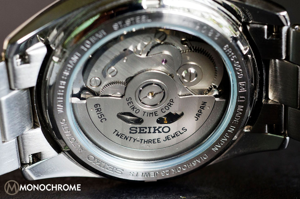 Seiko Mechanical Automatic Sarb033 Fully Reviewed Monochrome Watches