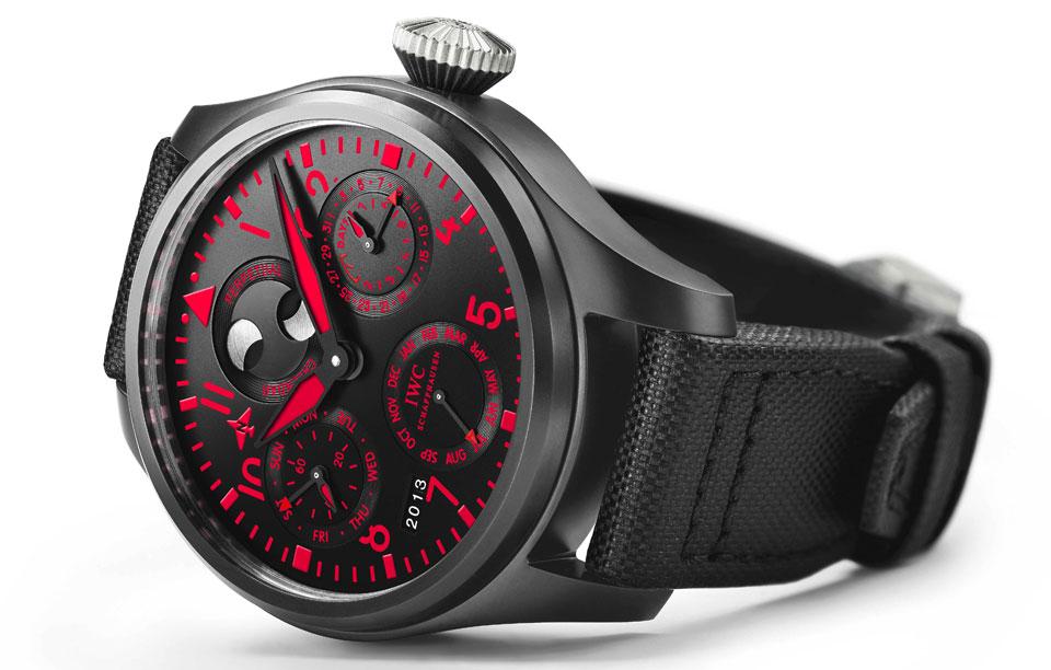IWC Big Pilot Watch Perpetual Calendar TOP GUN Boutique Edition IW502903