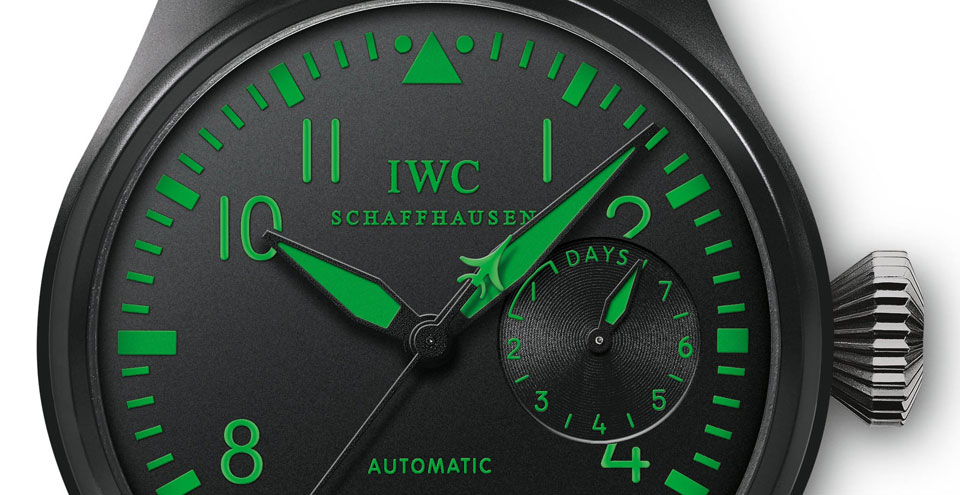 IWC Big Pilot Watch TOP GUN Boutique Edition IW501903