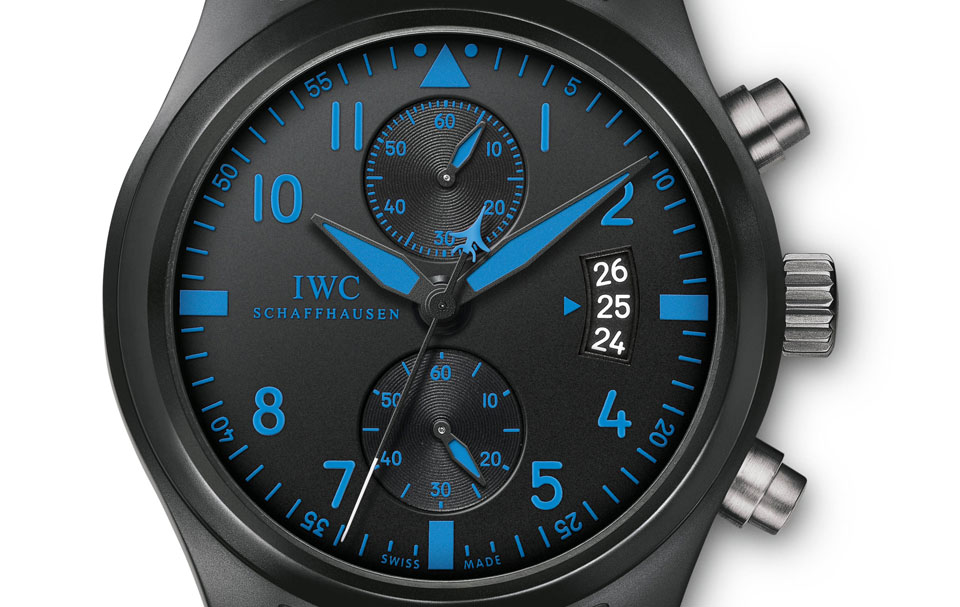 IWC Pilot Watch Chronograph TOP GUN Boutique Edition IW388003