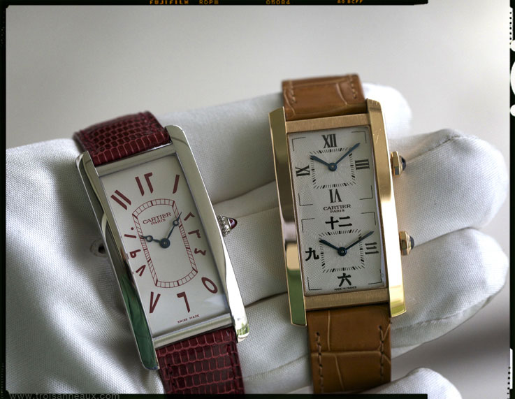 Cartier Tank Cintree