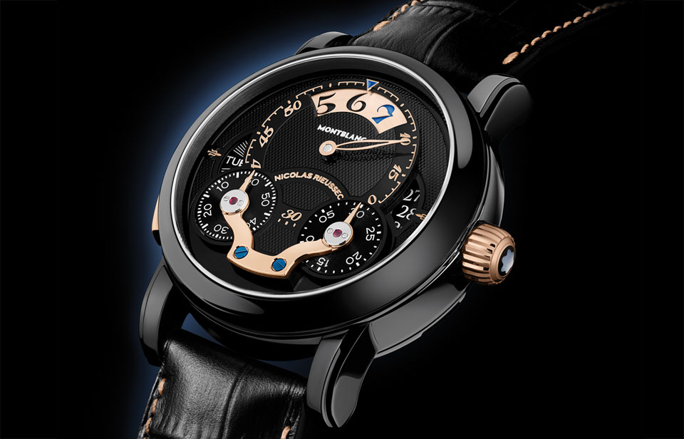 Montblanc Nicolas Rieussec for Only Watch 2013