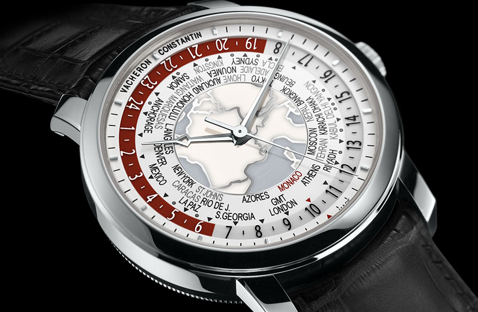 Vacheron Constantin Patrimony Traditionnelle Worldtimer for Only Watch 2013