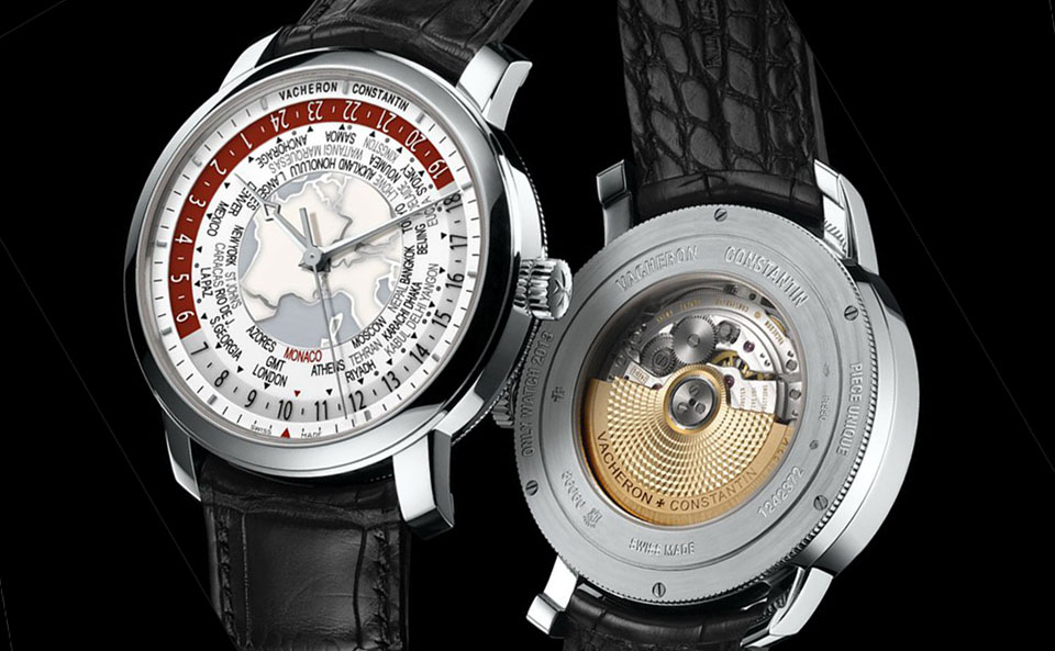 Vacheron Constantin Patrimony Traditionnelle Worldtime for Only Watch 2013