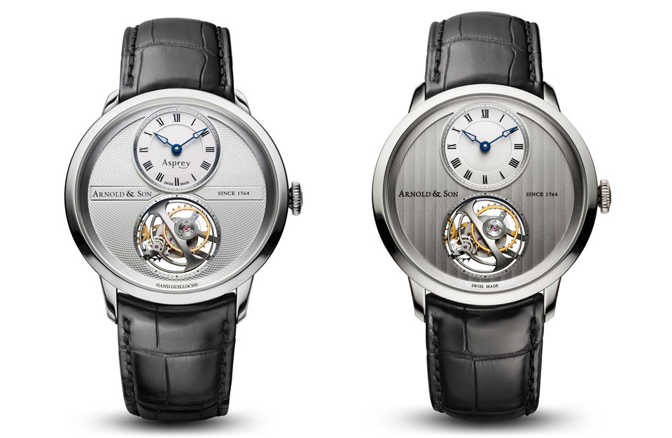 Arnold & Son UTTE for Asprey
