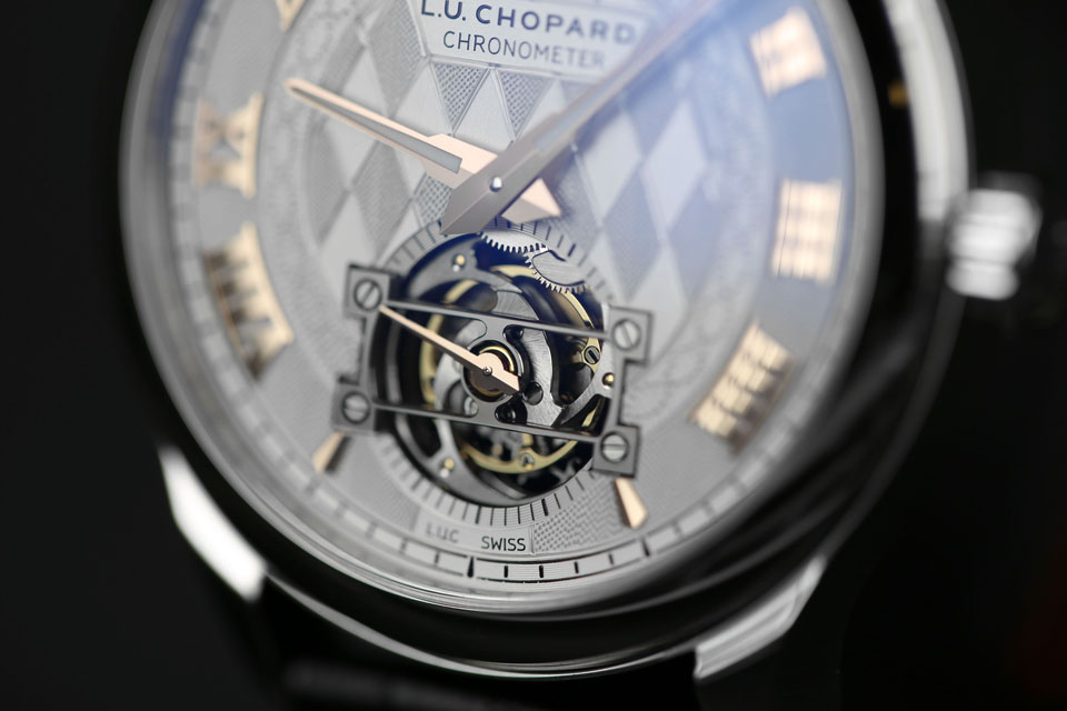 Chopard L.U.C Tourbillon for Only Watch 2013