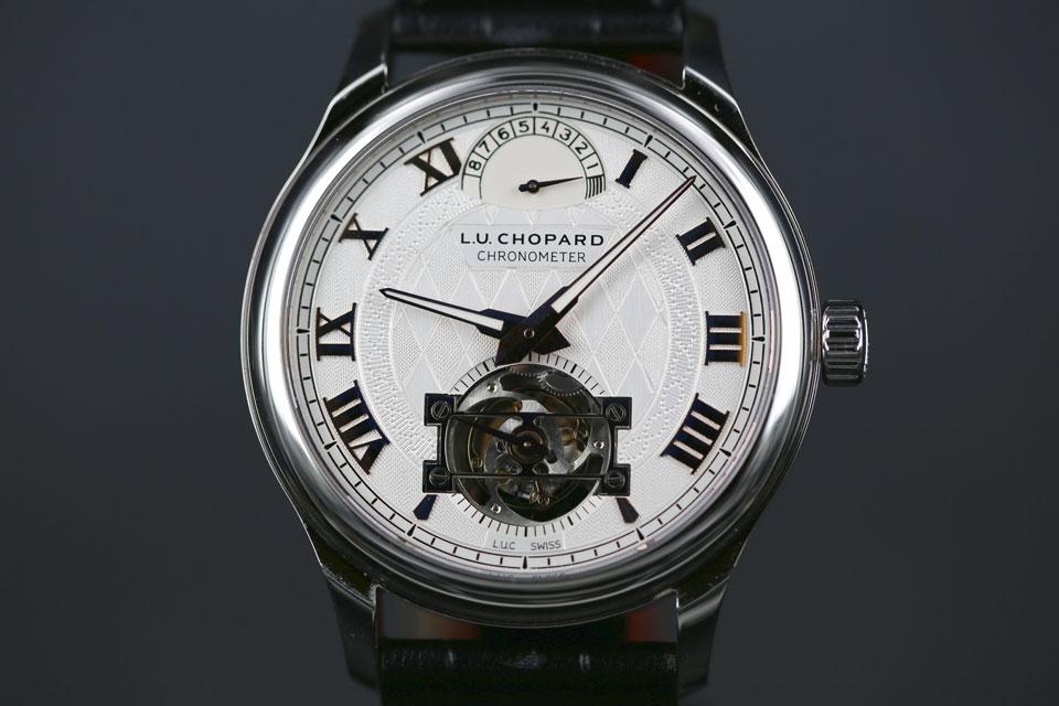 Chopard L.U.C Tourbillon for Only Watch 2013