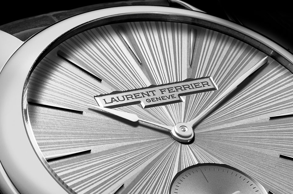 Laurent Ferrier Galet Classic Steel Limited Edition
