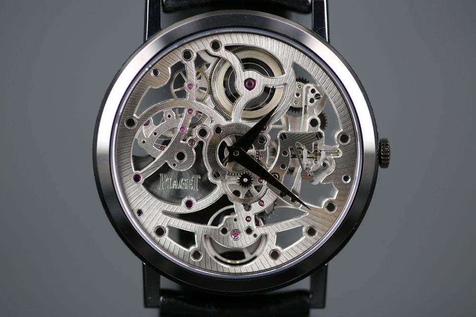 Piaget Altiplano Automatic Skeleton for Only Watch 2013