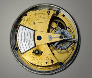 Breguet and Arnold tourbillon