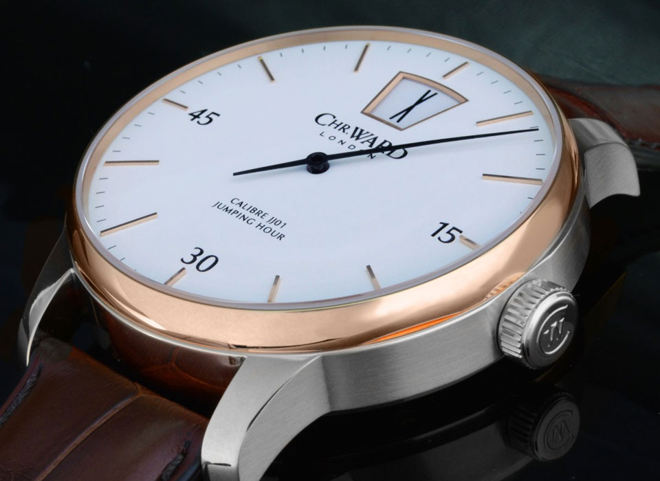 Christopher Ward C9 Harrison Jumping Hour MKII - Limited Edition