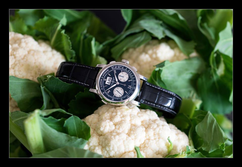 A. Lange & Söhne Datograph cauliflower