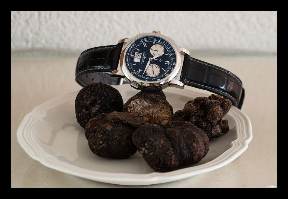 A. Lange & Söhne Datograph truffle