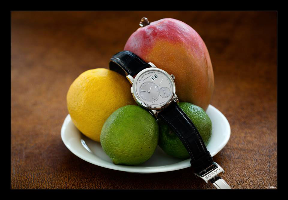 A. Lange & Söhne Lange 1 fruits