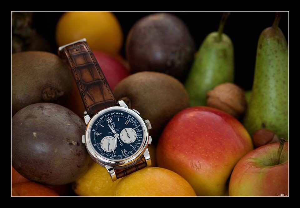 A. Lange & Söhne Datograph fruits