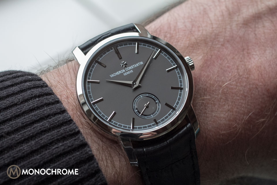 Vacheron Constantin Patrimony Traditionnelle Small Seconds