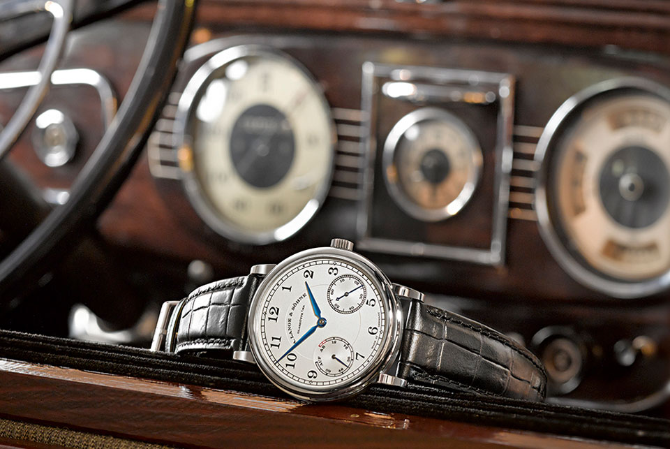 A. Lange & Söhne 1815 Up/Down