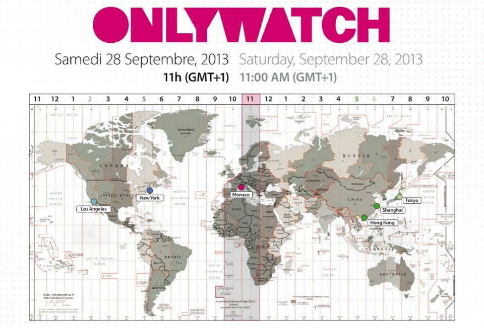 Onl Watch world tour